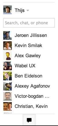 Google Babel (Google Operating System 001)