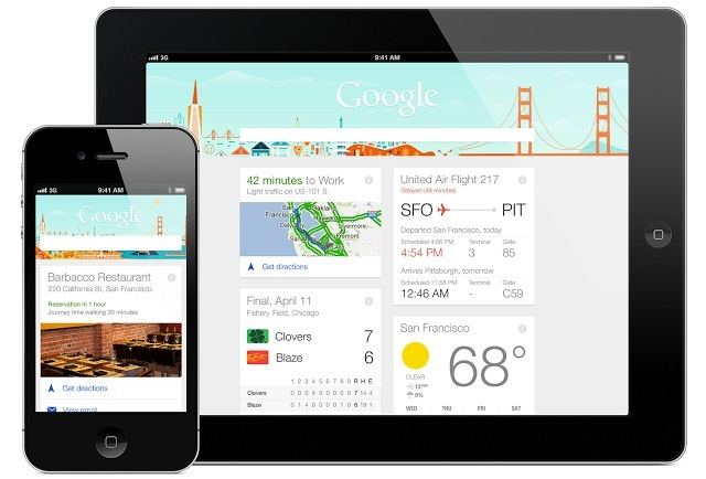 Google Now iOS teaser 001