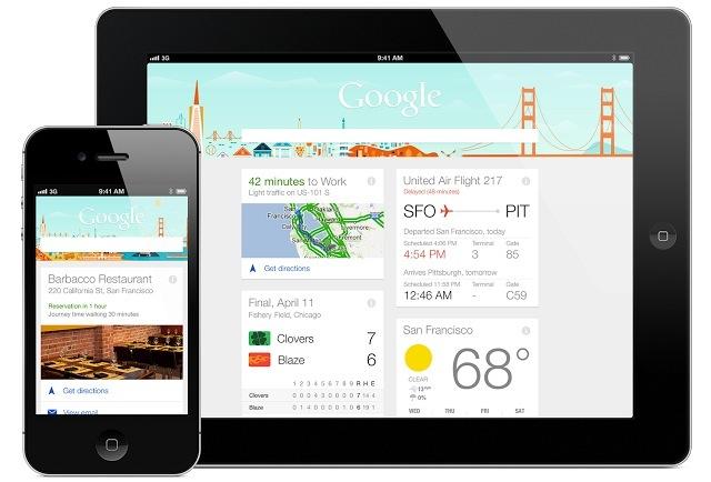 Google Now iOS teaser 001