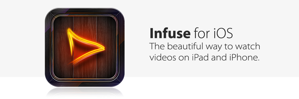 Infuse 1.0 for iOS (teaser 001)