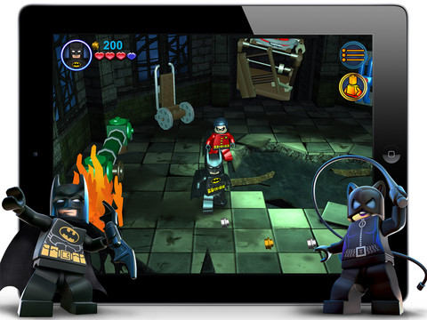 LEGO Batman - DC Super Heroes (iPad teaser 001)