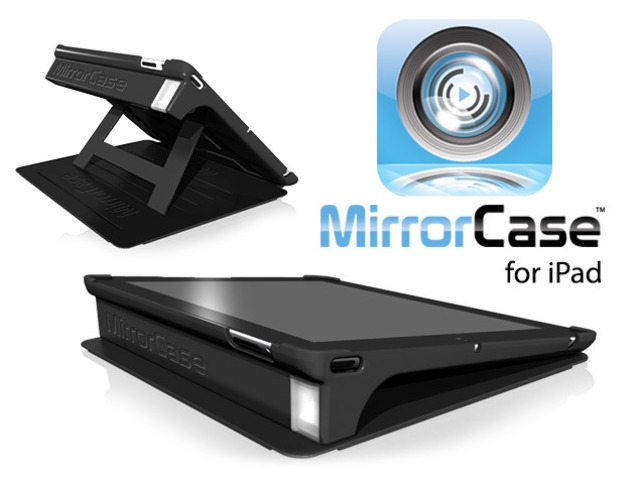 MirrorCase for iPad (teaser 001)