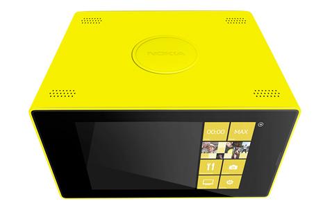 Nokia Lumia microwave owen