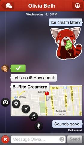 Path 3.0.3 for iOS (iPhone screenshot 002)