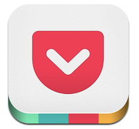 Pocket (app icon, small)