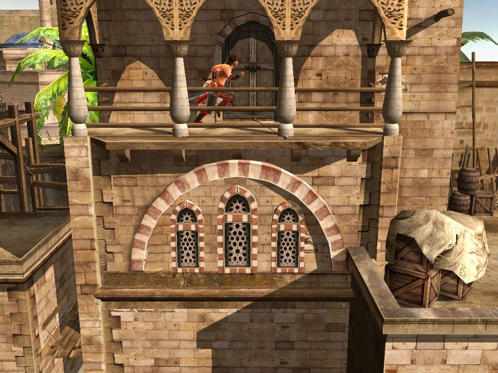 Prince of Persia - The Shadow and The Flame (screenshot 001)