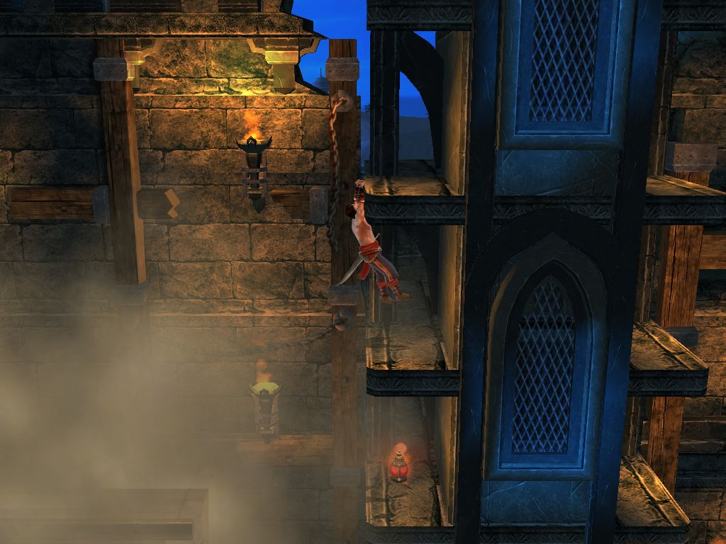 Prince of Persia - The Shadow and The Flame (screenshot 002)
