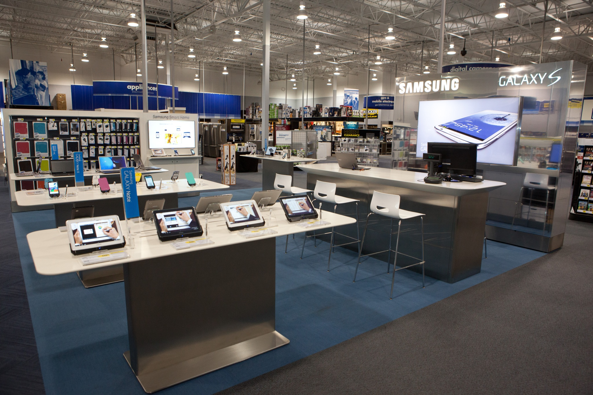 Samsung Experience Shops (Best Buy 001)