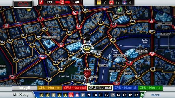 Scotland Yard 3