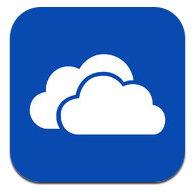 SkyDrive 3.0 for iOS (app icon, small)