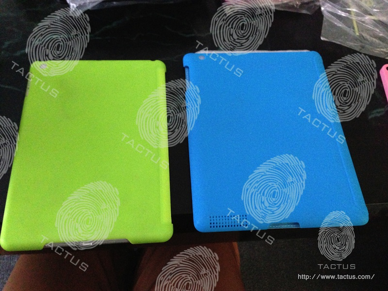 Tactus iPad 5 cases
