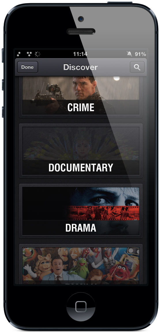 TodoMovies Genre