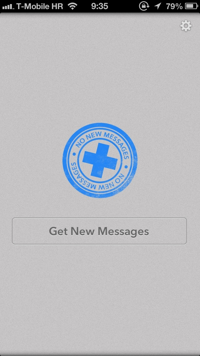 Triage 1.0 for iOS (iPhone screenshot 005)