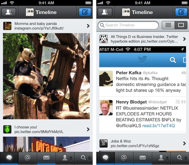 Tweetbot 2.8 for iOS (iPhone screenshot, MacStories 001)