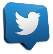 Twitter 2.2 (Mac app icon, small)