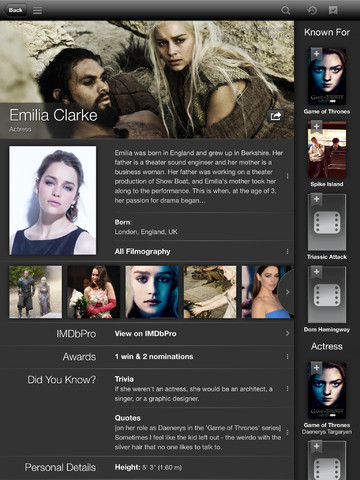 iMDB 3.2 for iOS (iPad screenshot 005)