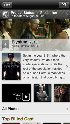 iMDB 3.2 for iOS (iPhone screenshot 005)
