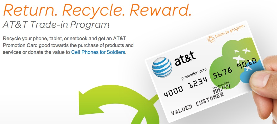 AT&T trade-in program