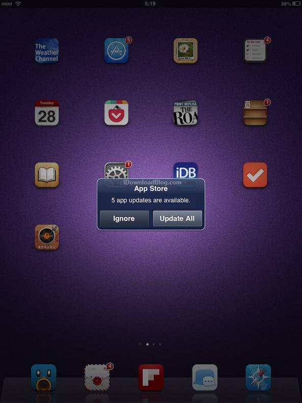 Alert App Store iDownloadBlog