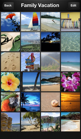 Amazon Cloud Drive Photos 1.0 for iOS (iPhone screenshot 002)