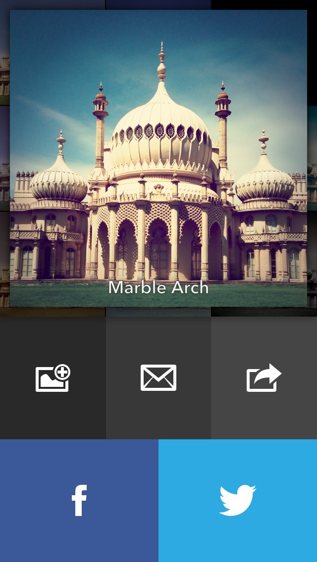 Analog Camera 1.0 for iOS (Large Preview)