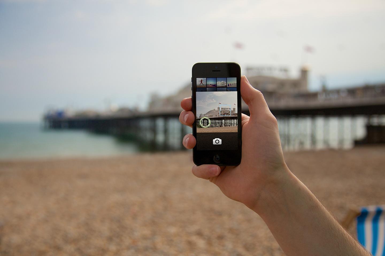 Analog Camera 1.0 for iOS (Lifestyle, Pier)