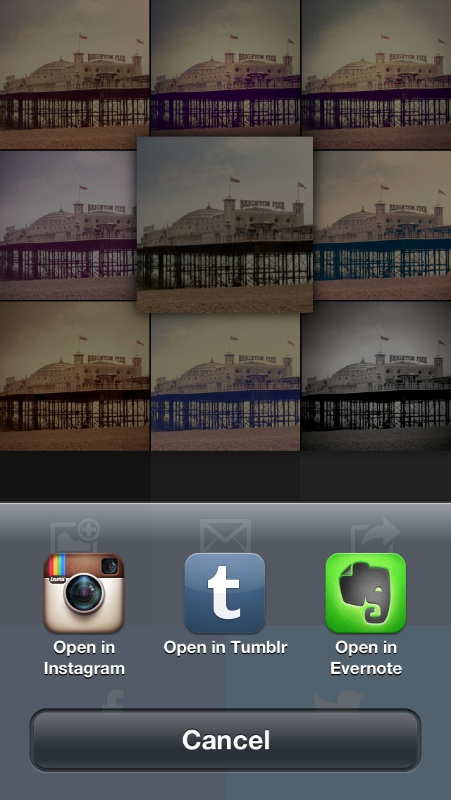Analog Camera 1.0 for iOS (Share)