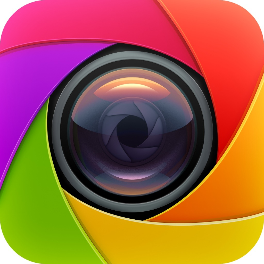 Analog Camera for iOS (app icon, full size)