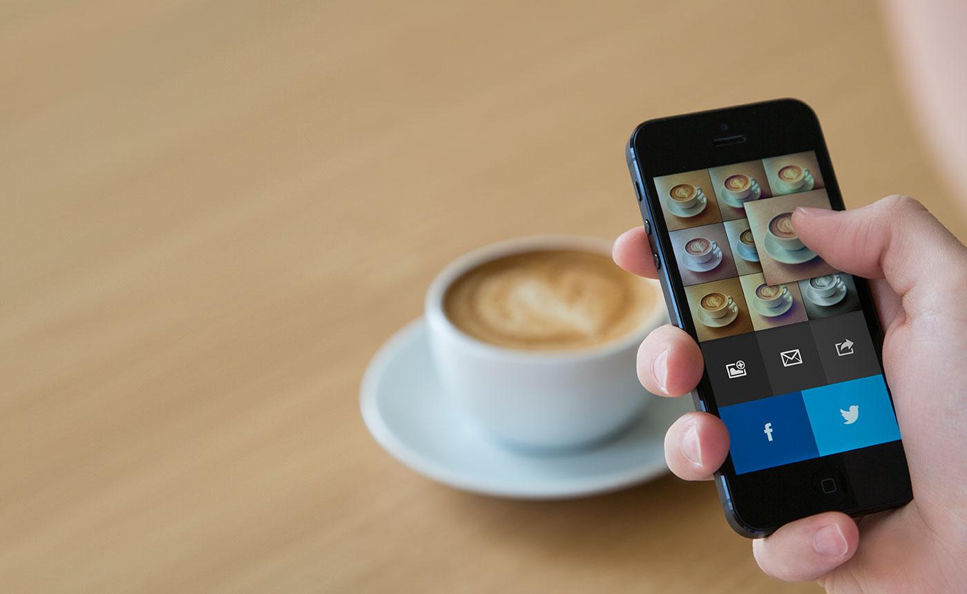 Analog Camera for iOS (teaser 001)