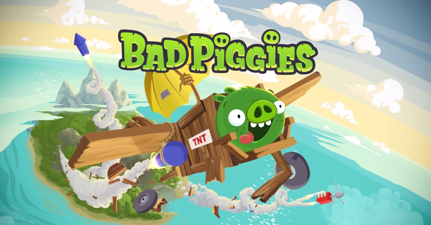 Angry Birds Bad Piggies (teaser 003)