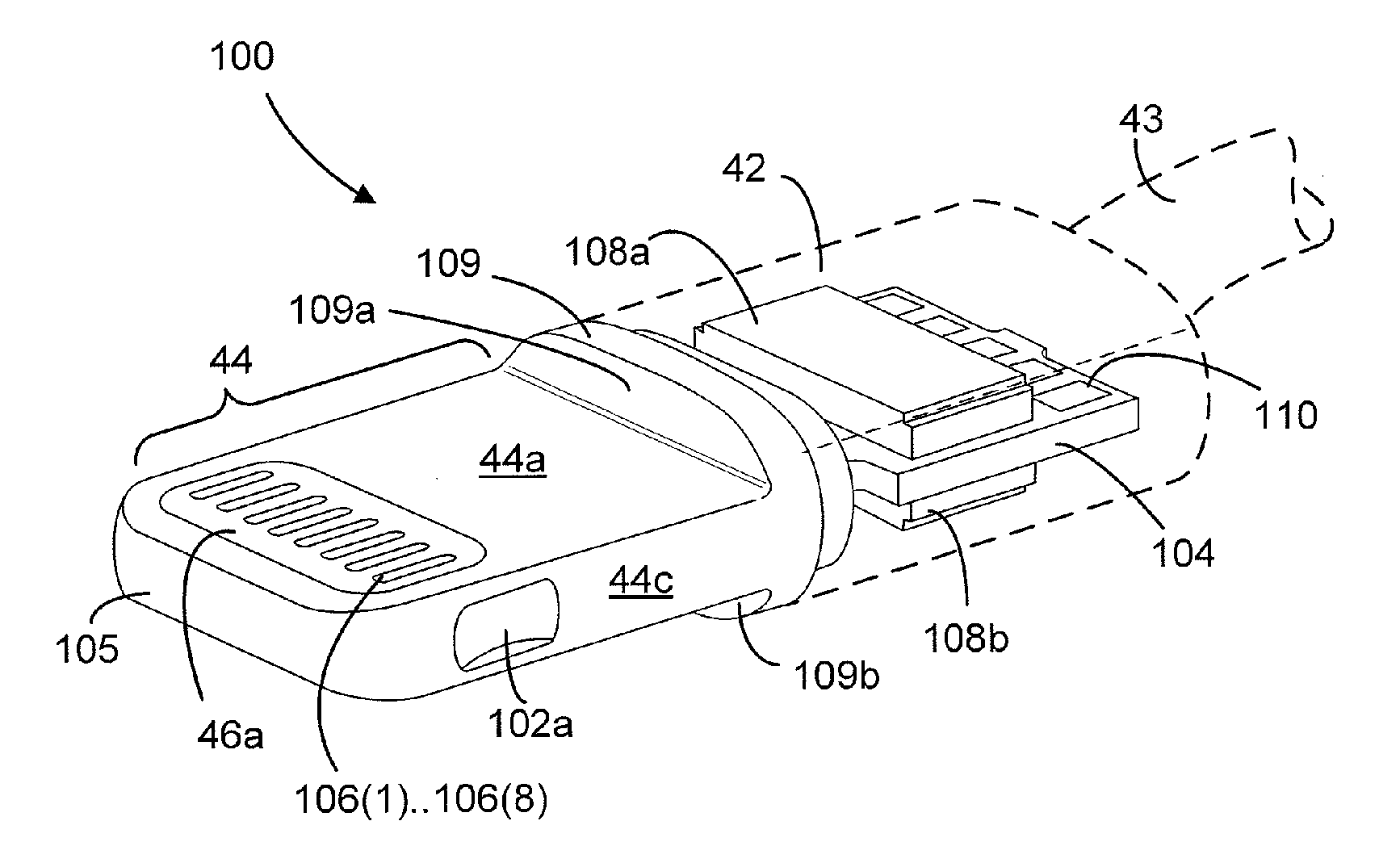 uspto publishes apple u0026 39 s extensive lightning connector patent