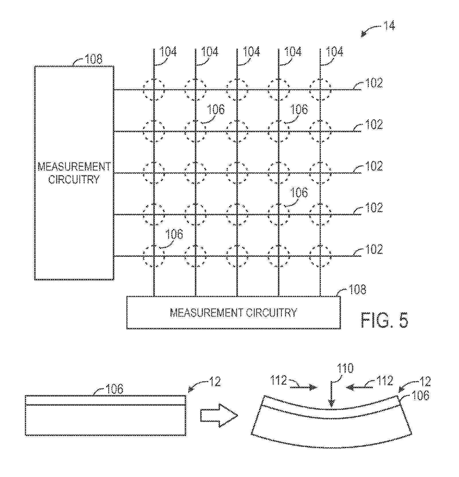 Apple patent (interactive flexi display 003)