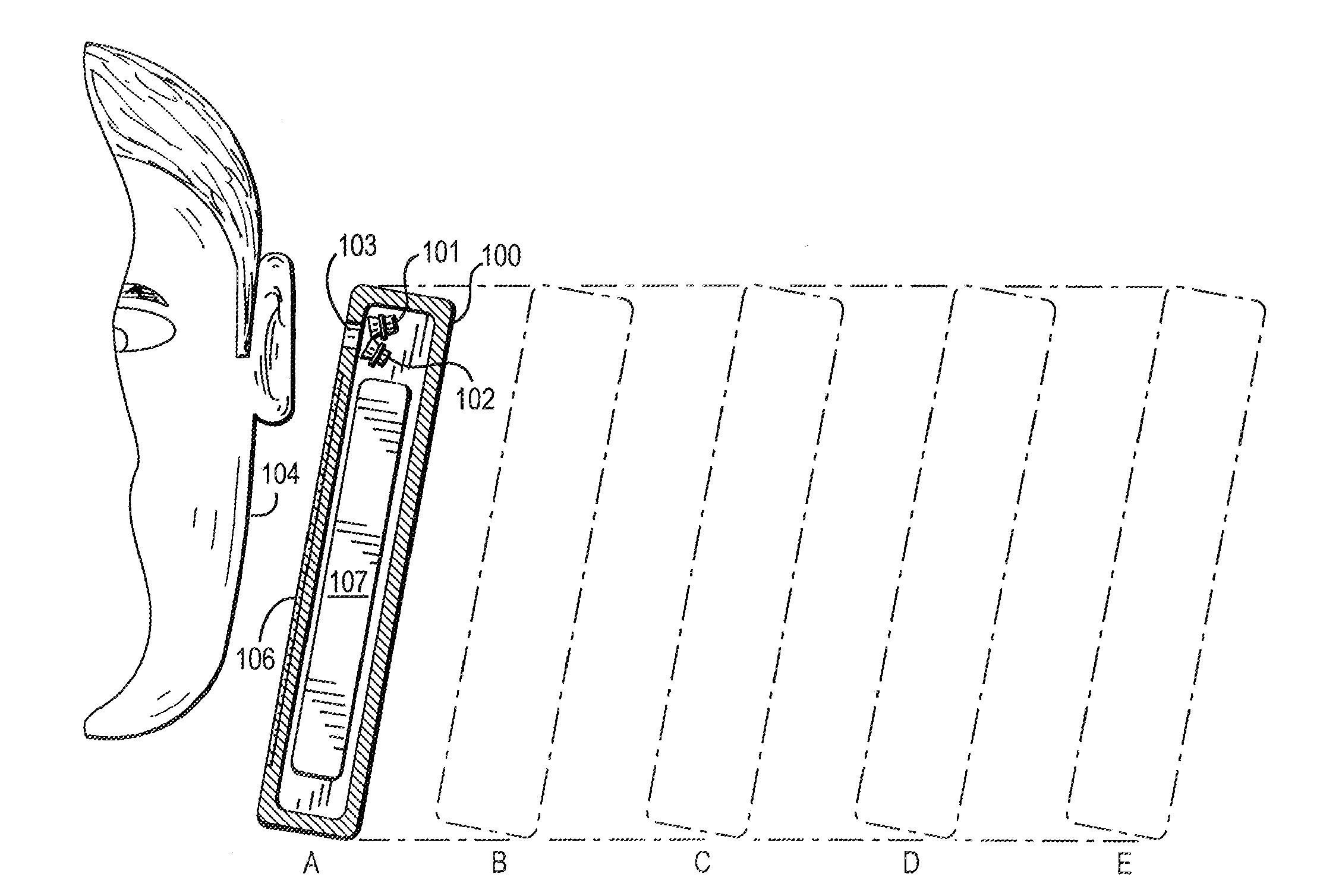 Apple patent (proximity 001)