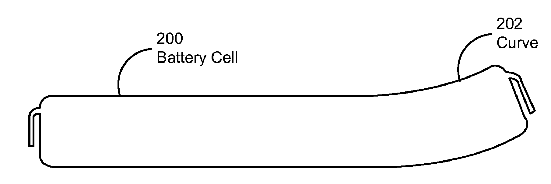 Apple patent rounded battery (drawing 002)