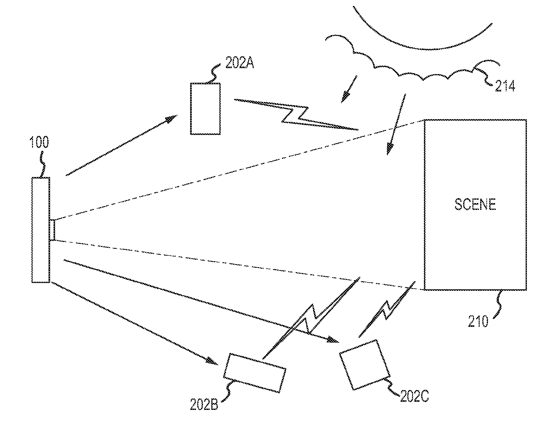 Apple patent (social flash, drawing 001)