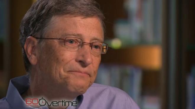 Bill Gates on final meeting with Steve Jobs (CBS 60 Minutes 001)