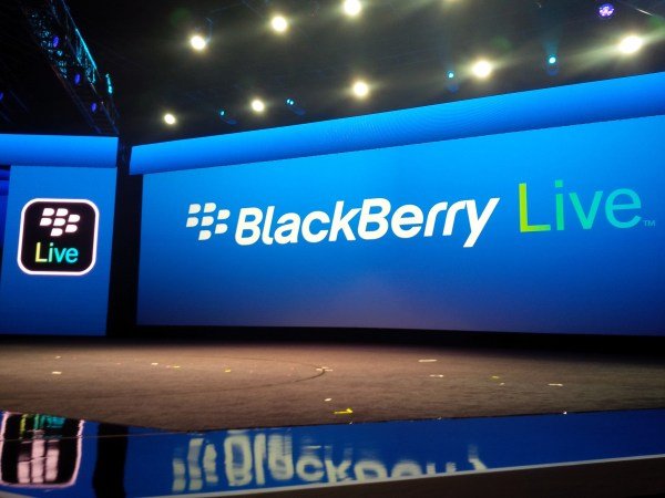 BlackBerry Live (teaser 001)