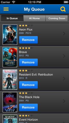 Blockbuster 2.0 for iOS (iPhone screenshot 003)