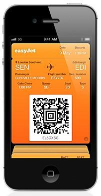 EasyJet Passbook