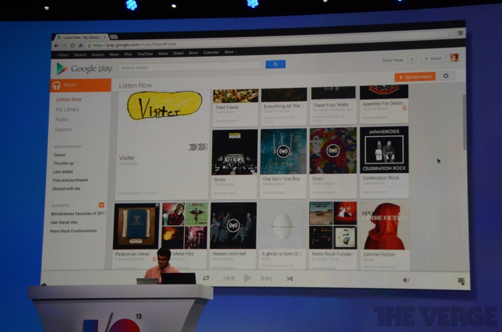 Google Play Music All Acces (The Verge 002)