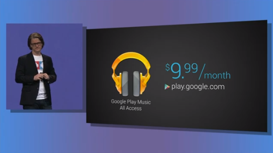 Google Play Music All Access (slide 001)