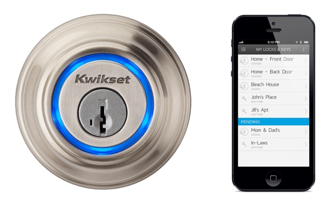 Kwikset Outs Iphone Exclusive Wireless Door Lock