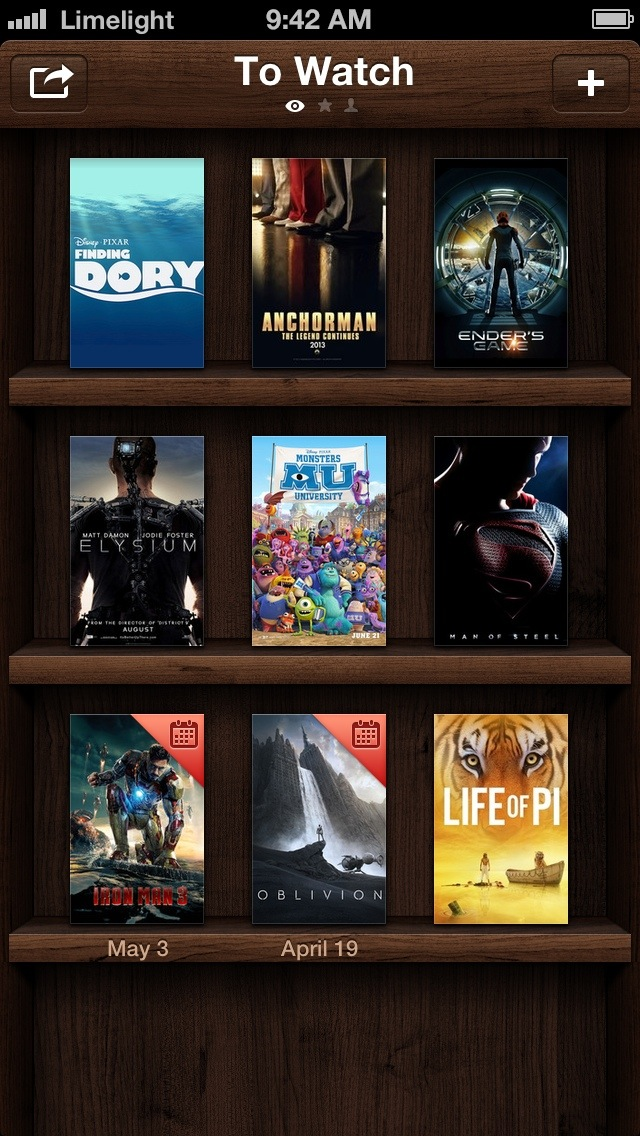 Limelight 1.0 for iOS (iPhone screenshot 001)