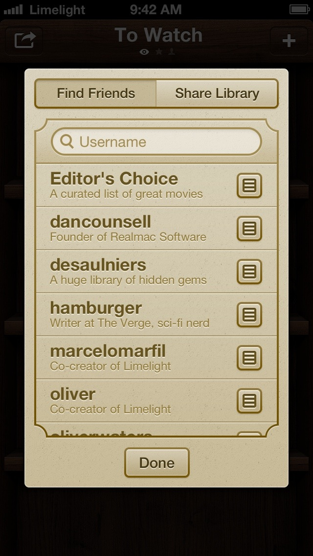 Limelight 1.0 for iOS (iPhone screenshot 006)