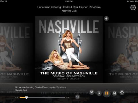 Rhapsody 3.4 for iOS (iPad screenshot 001)