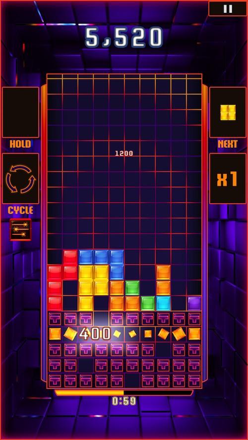 Tetris Blitz 1