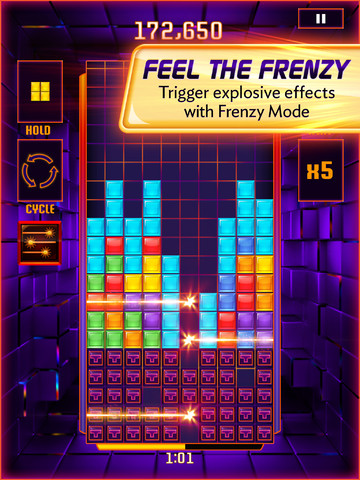 Tetris Blitz (iPad screenshot 001)