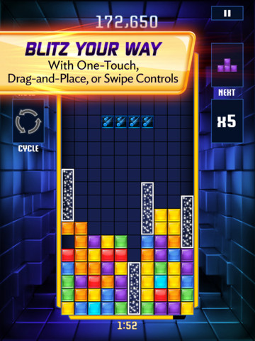 Tetris Blitz (iPad screenshot 002)
