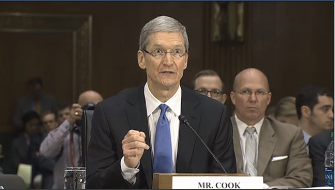 Tim Cook (Senate hearing 001)