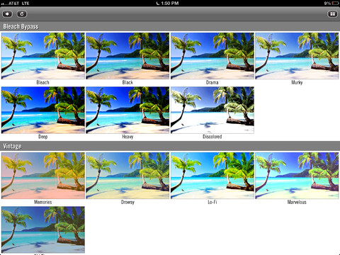 Video Filters 1.0 for iOS (iPad screenshot 003)